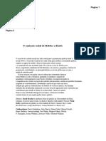 The Social Contract From Hobbes To Rawls - VERSÃO PORTUGUÊS