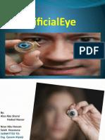Artificial Eye.pptx