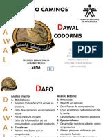 Ptacioreceno Dawal