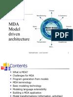mda architecture