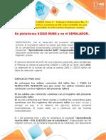 ENUNCIADOS TALLERES -   No. 2  Régimen comun (1)