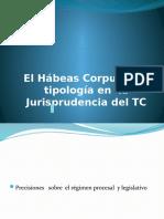 El HC  y su tipologia