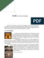 REFERAT FRANCEZA Le Paris (1).doc