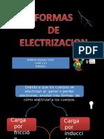 electricidad  fisica clase 1 y 2 octavo basico