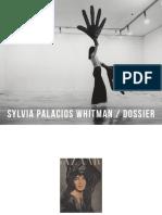 Dossier Sylvia Palacios Whitman