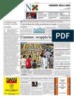 Il Corriere Della Sera Milano 17 Luglio 2015
