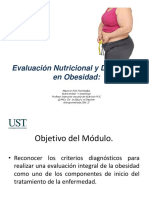 clases diplomado Obesidad UST