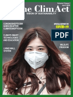 The ClimAct Volume II Issue I Apr 2020