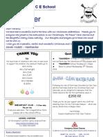 St Christophers School newsletter 16 Dec 10