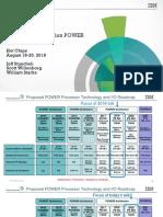 IBM POWER Processor