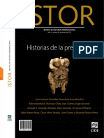 Revista ISTOR 60 Prehistoria