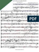 Schubert Der Hirt auf dem Felsen Clarinette