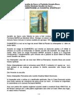 Sfantul Serafim de Sarov - Si Parintele ARSENIE BOCA - PREL