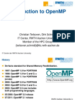 OpenMP_01_Introduction