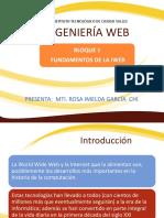 INTRODUCCION A INGENERIA WEB