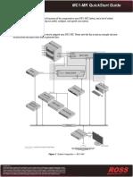 MC1-MK_Documentation QuickStart Guide (MC1MKDR-008)