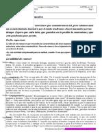 Texto Argumentativo - Tarea de Cuarentena Lengua - Gregorio Espinosa - Néstor Funes