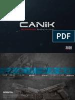 CANIK 2020