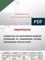 PPT COMPRENSIÓN LECTORA.pptx