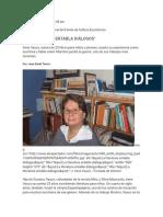LA LITERATURA ENTABLA DIÁLOGOS - Irene Vasco