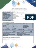 Guía para el desarrollo del componente práctico - Fase 3 - Realizar y entregar el Informe final del componente práctico (1)