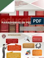 paradigmas en pedagogía