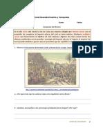 Guía Descubrimiento y Conquista