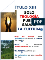 TEOLOGÍA I