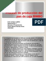 SEMANA 3 PRESENTACION BIMBO
