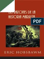 Las Razones de la Historia Marxista - Eric Hobsbawm