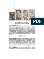 Spirit Keeper's Tarot (Majors, Aces, & Archangels)