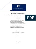 PROPUESTA EMPRENDEDORA - FORMATO DE AVANCE PARA VERSI_N FINAL
