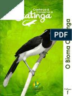 Conheça e Conserve a Caatinga - Volume 1 O Bioma Caatinga