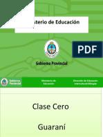 Guaraní Características