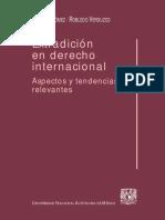 Gomez-Robledo Verduzco, Alonso - Extradicion En Derecho Internacional.pdf
