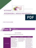 México Prehispanico.