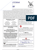 Newsletter 31 March 2010