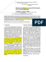 Drivers' Sleepiness Classification using Machine Learning with Physiological and Contextual Information