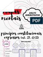 Mapas Mentais Direito Administrativo Matheus Carvalho CERS