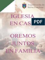 Guia de Oración Para Semana Santa 2020