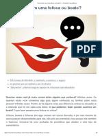 Como lidar com uma fofoca ou boato_ — A mente é maravilhosa.pdf