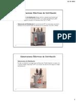 Unidad II_Subestaciones Eléctricas de Distribución