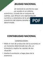 Contabilidad nacional y PBI plantas industriales