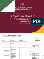 04. ESCALAS DE VALORACIÓN NEUROLÓGICA