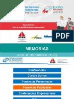 MEMORIAS CONGRESO MTTO 2013