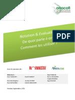 Anacofi Notation Et Evaluation Des Entreprises 2016