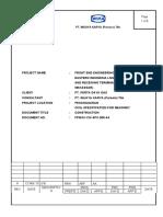 FPM-01-CIV-SPC-008-A4 Civil Specification for Masonry Construction (IFR- 14 03 2013).doc