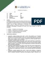 SILABO INGLÉS 3 - DISTANCIA.docx