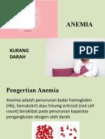 ANEMIA penkes