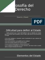 Diapositivas Filosofía del Derecho